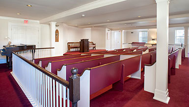 Hendrix Hall - Unitarian Meeting House
